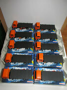 10 X Fleischmann Magic Train 2903 Truck Without Container Boxed For Gauge 0e