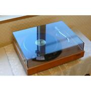 Denon Dp-3000 Direct Drive Turntable Record Player + Dk100 Victor Arm F/s Rsmi