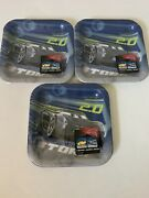 Cars 3 Small Paper Plates 24 Birthday Party Supplies Cake Dessert Disney