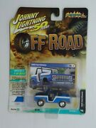 Johnny Lightning 50 Years - 1968 Ford Bronco - Off Road