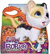 Furreal Poopalots Big Wags Interactive Kitty/puppy Pet Pooping Animal Toy Walker