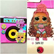 Lol Doll Surprise Supa Fly Hair Flip Goals Hip Hop Club Ball Sealed Unopened