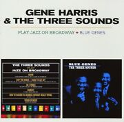 Gene Harris And The Th - Play Jazz On Broadway + Blue Genes New Cd Spa