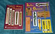 Antique Writing Instruments And Collector's Guide To Letter Openers Books