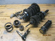 Kawasaki Concours Zg1000 Transmission Assy. Gears Forks Drum Good Parts 86-06