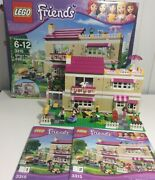 Lego 3315 Friends Oliviaandrsquos House Retired 100 Complete With Box Repackaged