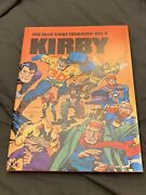 The Jack Kirby Treasury Volume 2 Signed And Numbered 411/450 Signed Jack Kirby