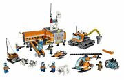Lego City Arctic Base Camp 60036 Building Toy Discontinued By Manufacturer