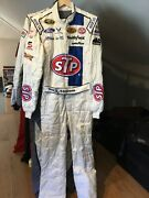 2015 Aric Almirola Darlington Race Used Drivers Suit43 Richard Petty Throwback