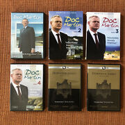 Doc Martin Complete Season 1-4 And Downton Abbey Seasons 1and2 Complete Dvd Sets