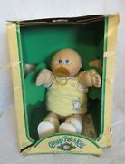 Vintage 1983 Cabbage Path Kids Bald Blue Eyes Cpk Diapers Pacifier