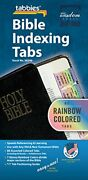 80 Mini Bible Indexing Index Rainbow Tabs Book Finder Labels Oldstyle-store...