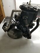 Used Kawasaki Kx500 Complete Engine Carb Cdi Motor Cases Transmission For Parts