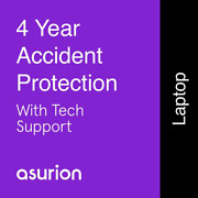 Asurion 4 Year Laptop Accident Protection Plan With Tech Support 900-999.99