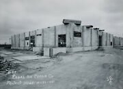 Culinary - Milk / Photographic Record Of The Construction Of Los Angeles Dairy