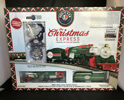 Lionel The Christmas Express Traditional Ho Electric Locomotive Rc Train Set