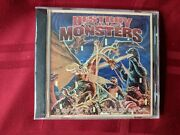 Cd Destroy All Monsters [original Motion Picture Soundtrack] By Akira Ifukube