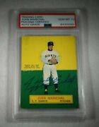 Rare 1964 Juan Marichal Signed Topps Stand Card-amazing Condition-giants-psa 10