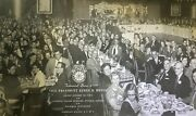 1953 Jimmy Hoffa Teamsters Vintage Panoramic Photograph Framed