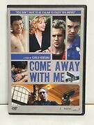 Come Away With Me Rare Usa Dvd Featuring Utica New York Ny Italy Pride