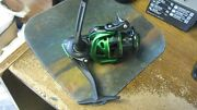 Lews Spinning Reel New In Clampack 8 Bearings Ms300 Free Shipping