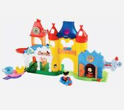 Fisher-price Little People Magic Kingdom Day At Disney Mickey Mouse