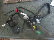 2012 Suzuki Ozark 250 Wiring Harness Complete With Cdi , Rectifier, Coil ,used
