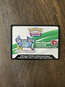 Pokandeacutemon Tcg Online Sun And Moon Crimson Invasion Booster Pack - Digital Delivery