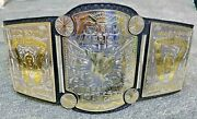 Nwa Mid-south North American Heavyweight Championship Belt Replica 2mm Plates