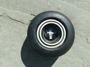 Used Ford Oem 1971 1972 Mustang Boss Steering Wheel Horn Button Pad Standard