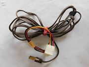 Arvin - Model 56p38 Hi-fi Turntable Parts - Original Plug-in Cord Only