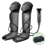 Fit King Foot And Leg Massager For Circulation With Knee Heat With Hand-held 3 3