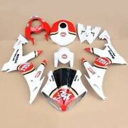 Pp New Motorcycle Abs Bodywork Fairing For Yamaha Yzf 1000 R1 2004 2005 2006