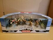 Star Wars Galactic Heroes Jedi Vs Sith Kit Fisto General Grievous