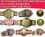 All Championship And Custom Wrestling Boxing Fantasy Football Mma Title Belts