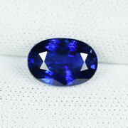 2.32 Ct Best Class Lustrous Royal Blue Natural Sapphire - Heated See Vdo 6511 D3