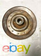 Craftsman 4hp 20 Track Snowblower 6.25 Auger Pulley Sheave 302440 302440ma