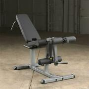 Body-solid Leg Extension And Curl Machine Glce365