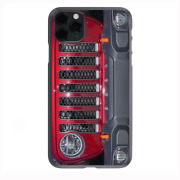 Snazzberry Pearl Jeep Grill Apple Iphone Samsung Phone Shockproof Case Cover Rub