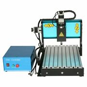 Hig 110v 600w 3 Axis 3040 Cnc Router Engraving Drilling Milling Machine Usb Port