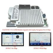 Nw Sync 3 Apim Module With Navigation Na220 3.4 Version For Ford Lincoln Genuine