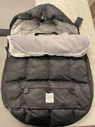 7 Am Enfant Le Sac Igloo 500 Stroller Car Seat Cover Black Size Small 0-6 Months