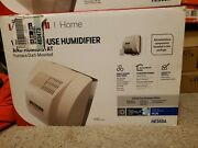 Honeywell 2,700-4,500 Sq Ft Whole-house Powered Flow-thru Air Humidifier He360a