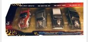 The Original Muscle Machines Series 4 /scale 164 Diecast 4 Cars 1953-69 See Pic