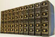 1918 History Of The American People Woodrow Wilson Fine Leather Illustrated Rare