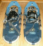 Tubbs Adventure 25 Aluminum Snowshoes Snow Shoes Made In Usa