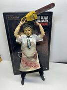 Sideshow Collectibles 2003 Texas Chainsaw Massacre Leatherface 12 Action Figure