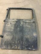1928-1929 Model A Ford Coupe/ Tudor Rust Free Left Door