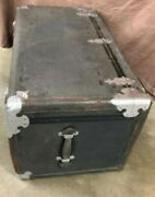 Vintage Car Trunk Packard 1930-1940 Era Rear Trunk As Found -nice See Pictures