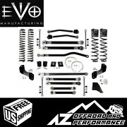 Evo Mfg Hd 6.5 Enforcer Overland Stage 4 Plus For And03920+ Jeep Gladiator Jt